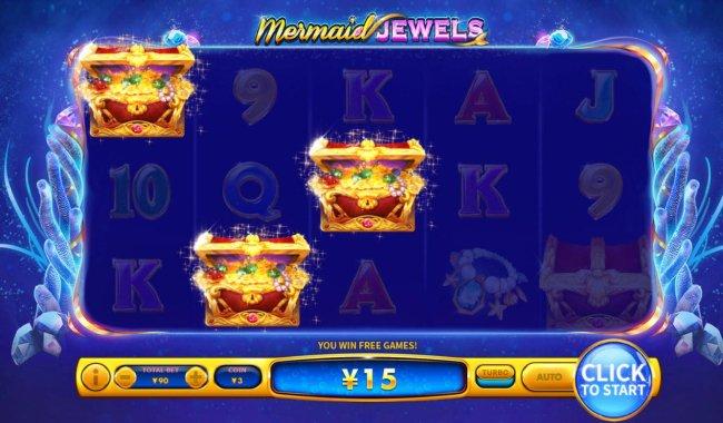 Images of Mermaid Jewels
