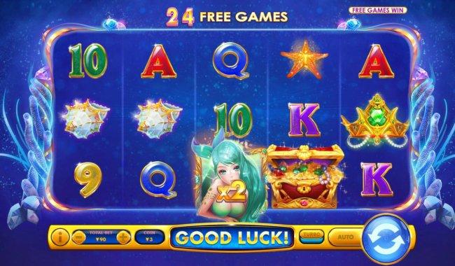 Mermaid Jewels by Free Slots 247