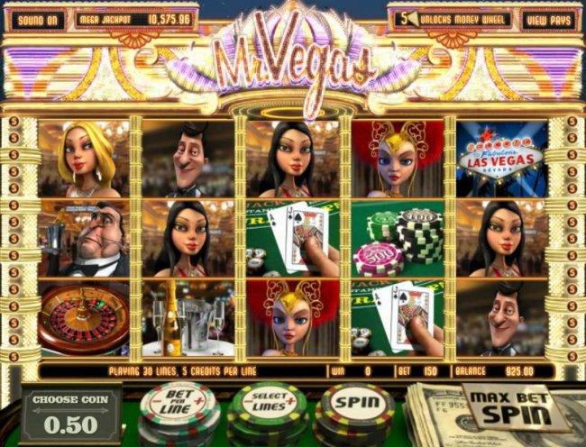 Mr. Vegas by Free Slots 247