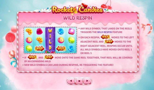 Free Slots 247 image of Rocket Candies