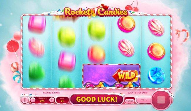 Rocket Candies screenshot