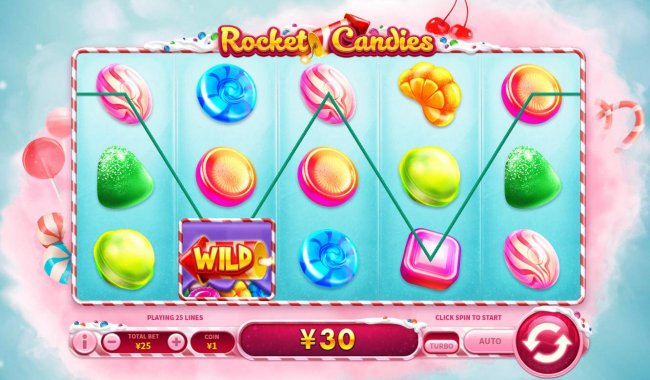 Images of Rocket Candies