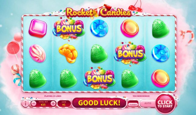 Bonus feature triggered by Free Slots 247
