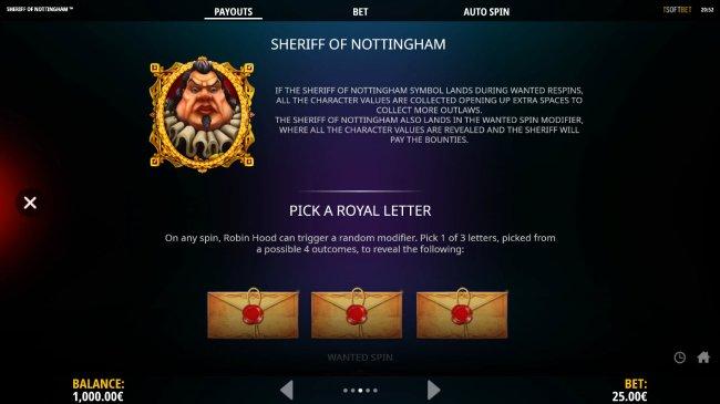 Images of Sheriff of Nottingham