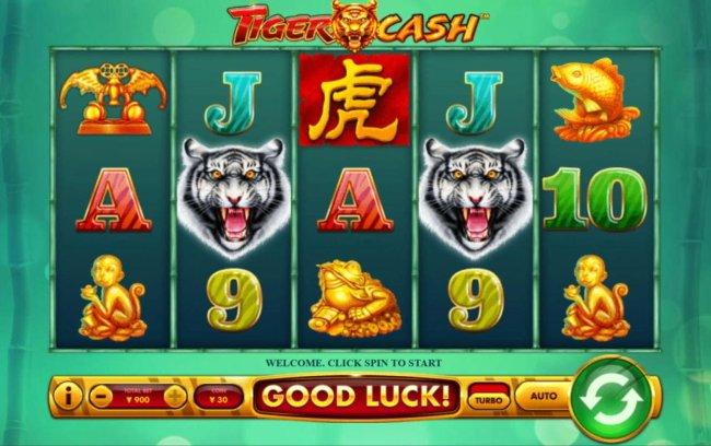 Images of Tiger Cash