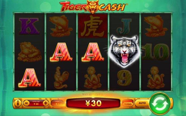 Free Slots 247 image of Tiger Cash