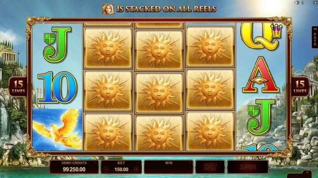 Titans Of The Sun: Theia Slot Machine