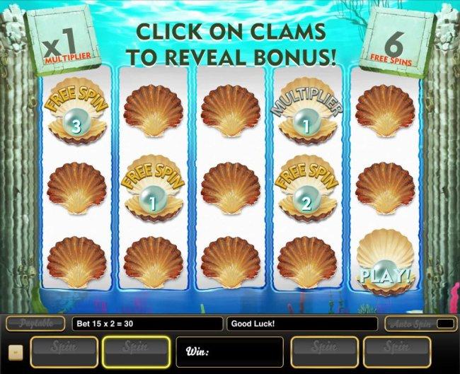 Free Slots 247 image of Wonders of the Deep