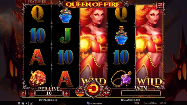 Images of Queen of Fire