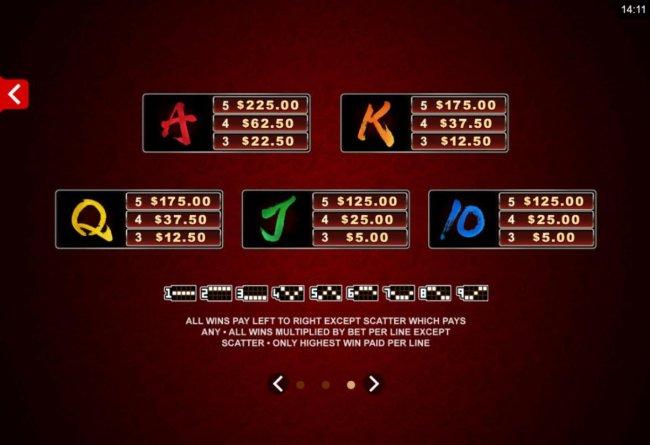 Free Slots 247 image of Six Acrobats
