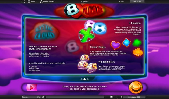 Free Slots 247 - Bonus Feature Rules