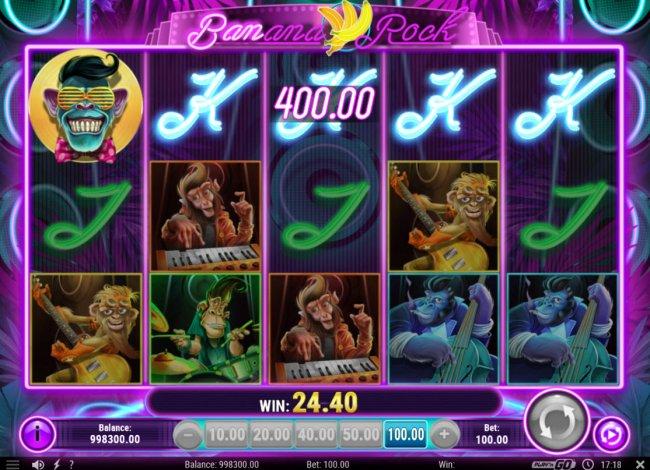 Banana Rock by Free Slots 247