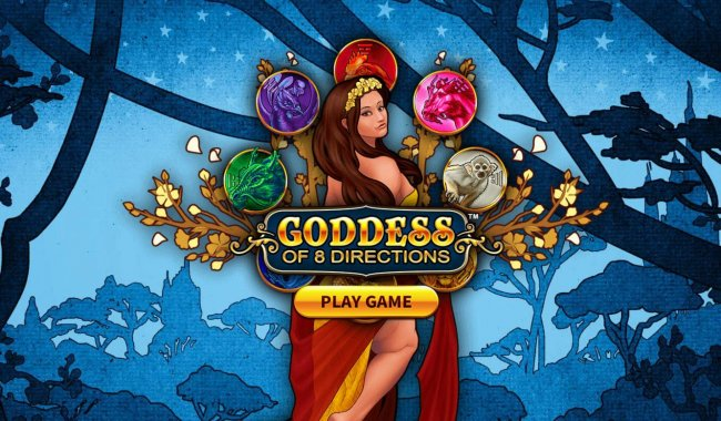 Goddess of 8 Directions screenshot