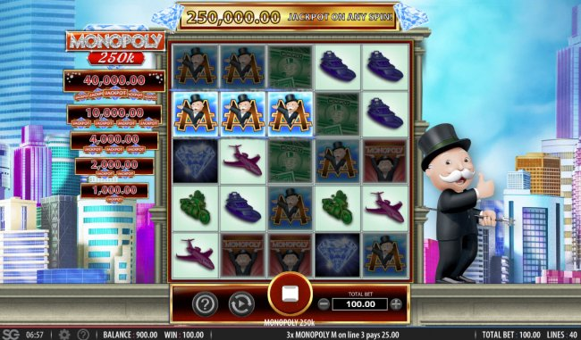 Images of Monopoly 250k