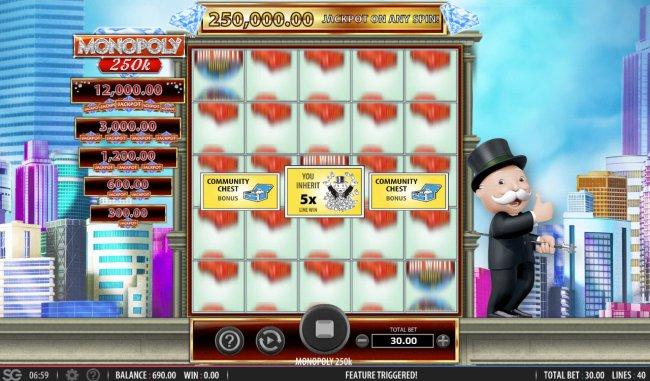 Free Slots 247 image of Monopoly 250k