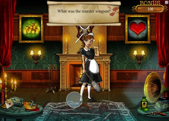 Free Slots 247 image of Mystery At The Mansion