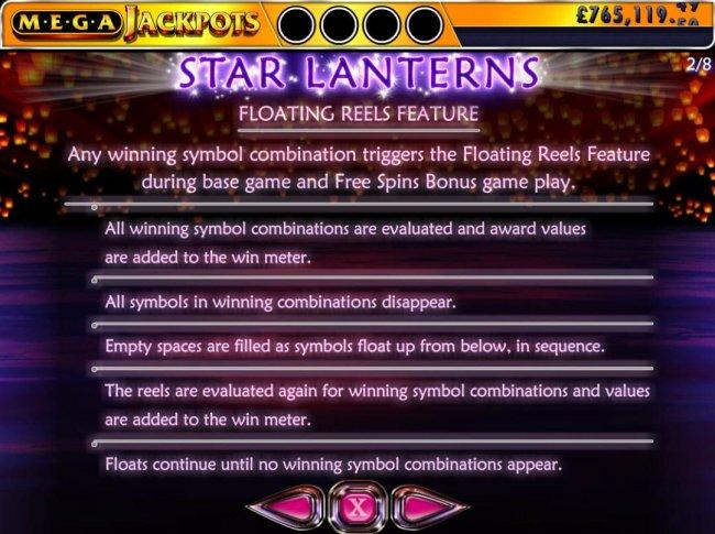Star Lanterns Mega Jackpots by Free Slots 247