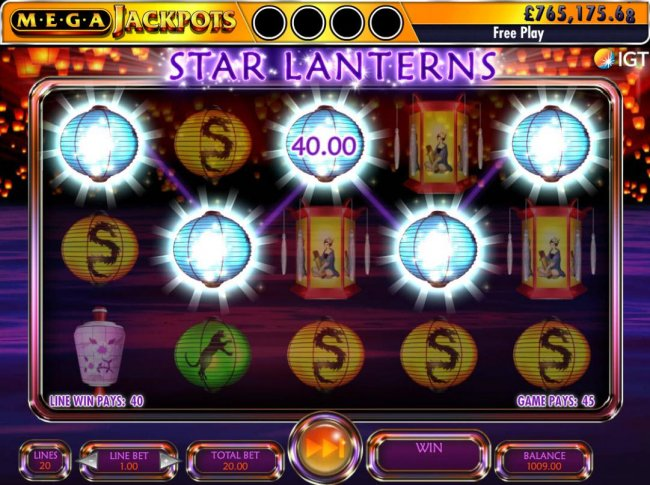 A winning Five of a Kind. by Free Slots 247