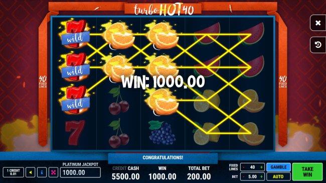 Turbo Hot 40 screenshot