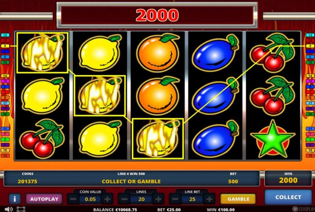 Casino Bonus Lister image of Xtreme Red Seven