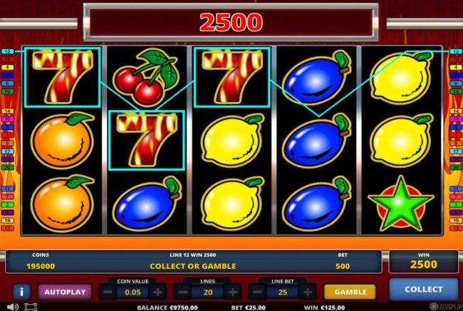 A winning Three of a Kind. - Casino Bonus Lister