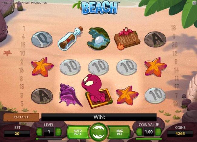 Beach by Free Slots 247