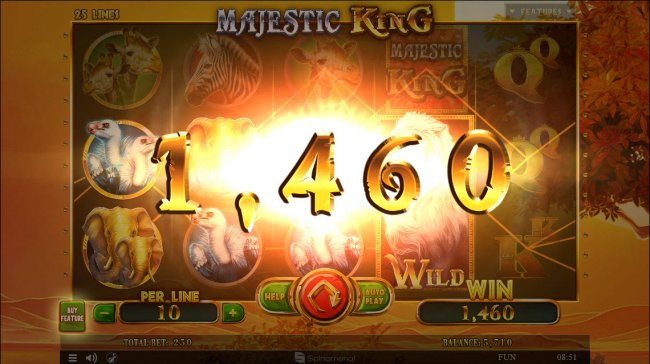 Free Slots 247 image of Majestic King