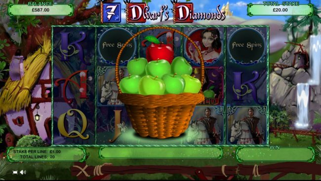 Pick an apple to reveal your multiplier - Free Slots 247