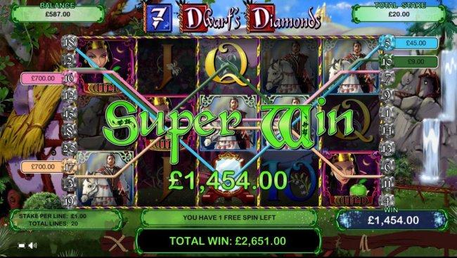 Free Slots 247 image of 7 Dwarf's Diamonds