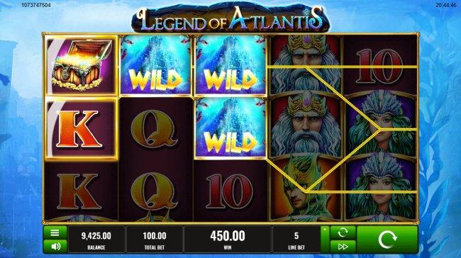 Legend of Atlantis screenshot