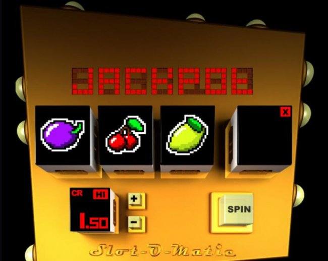 Slot-O-Matic screenshot