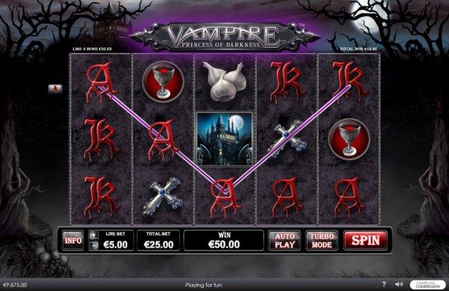 Vampire Princess of Darkness screenshot
