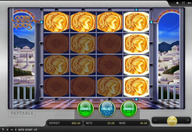 Coin of Gods by Free Slots 247