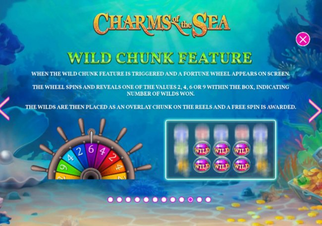 Wild Chunk Feature by Free Slots 247