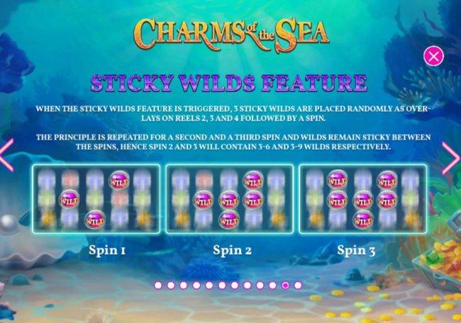 Charms of the Sea screenshot