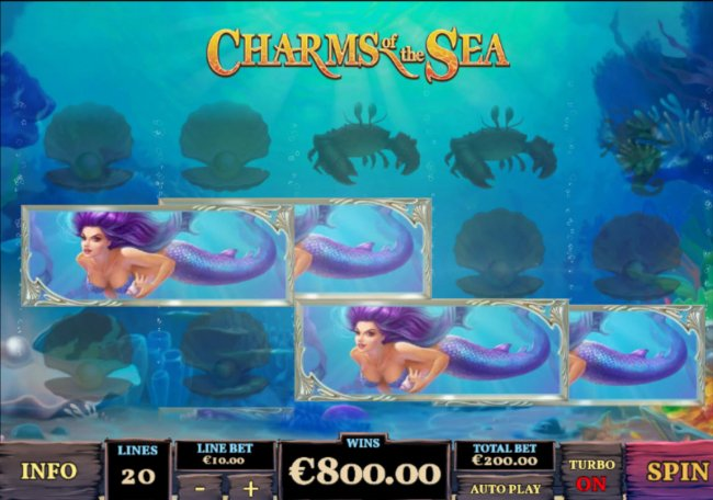 Charms of the Sea by Free Slots 247