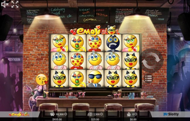 Emoji Slot by Free Slots 247