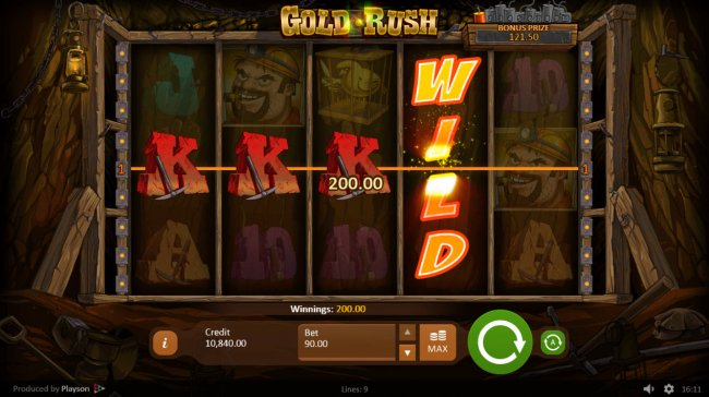 Free Slots 247 image of Gold Rush