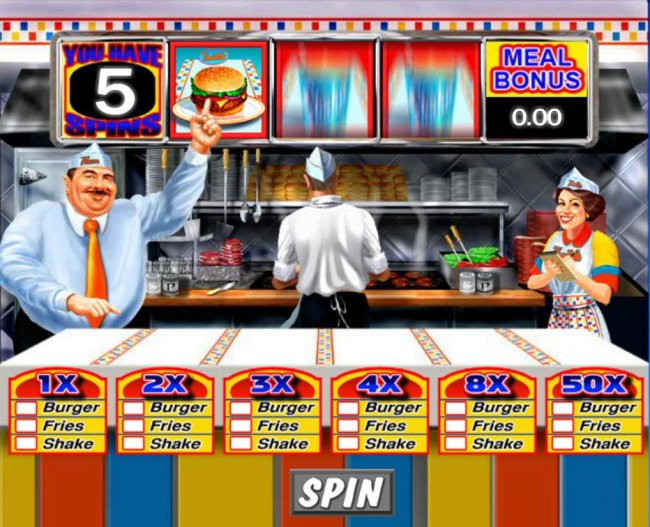 The Godfather Slot Game