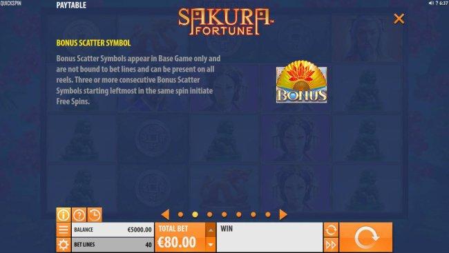 Sakura Fortune by Free Slots 247