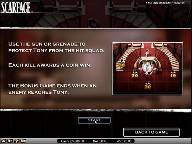 Scarface screenshot