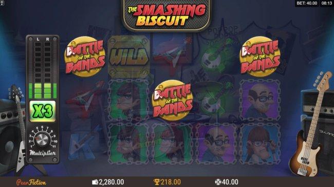 Free Slots 247 image of The Smashing Biscuit