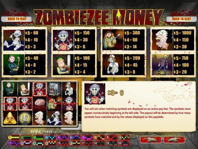 Free Slots 247 image of Zombiezee Money