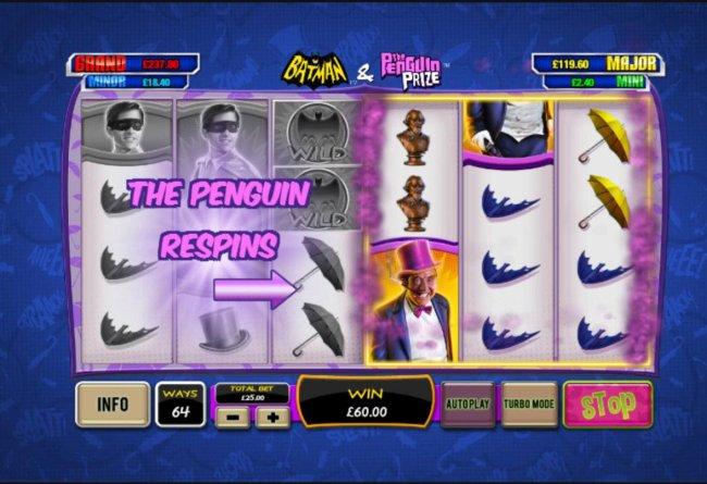 Batman & The Penguin Prize screenshot