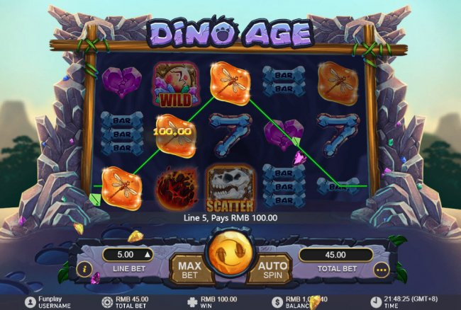 Dino Age screenshot