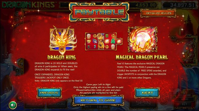 Dragon Kings screenshot