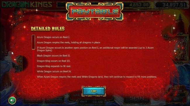Dragon Kings screenshot