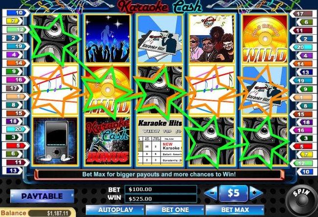Karaoke Cash screenshot