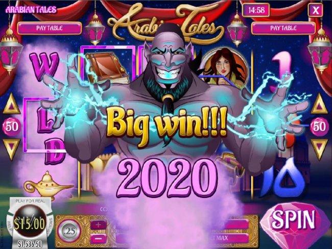 Arabian Tales by Free Slots 247