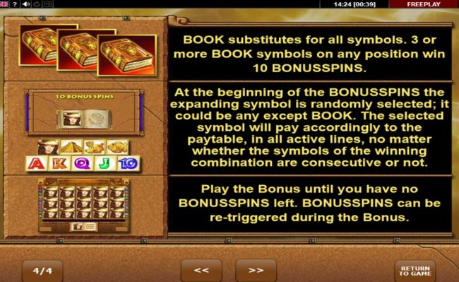 Book of Aztec by Free Slots 247